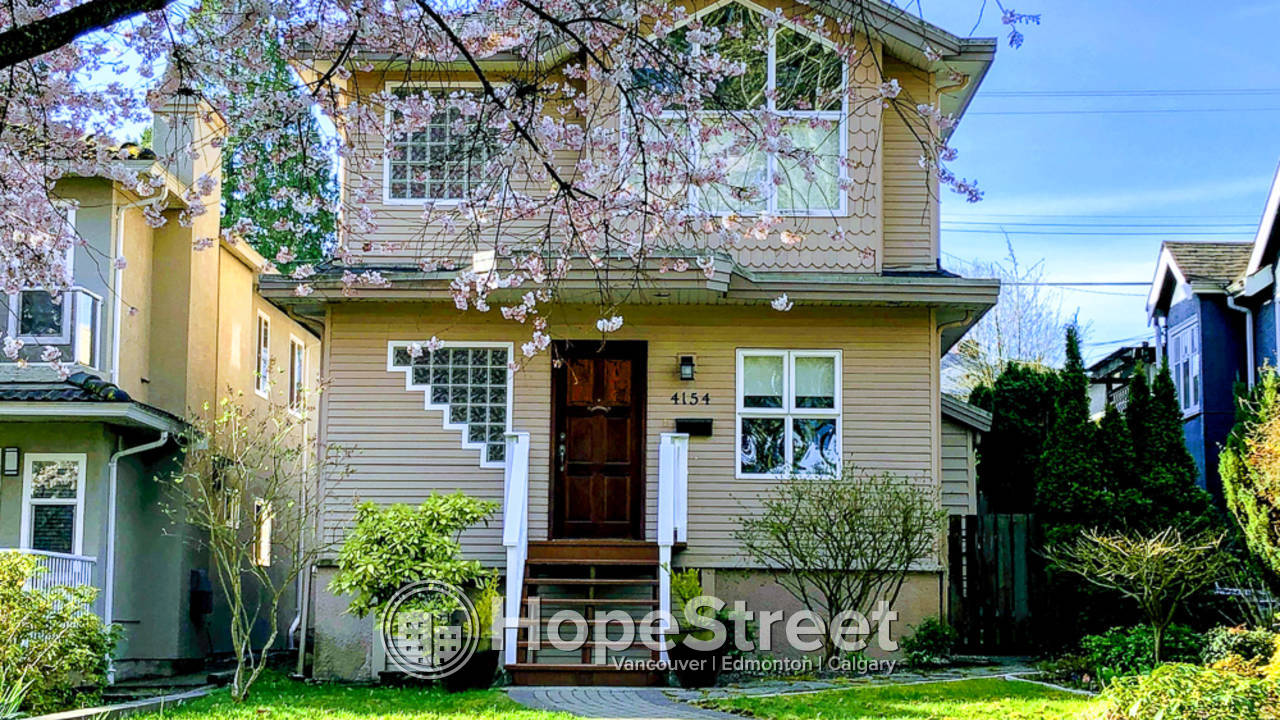 3 Bedroom House for Rent in Burnaby Heights