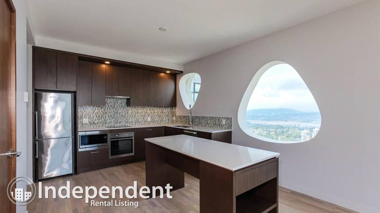1 Bedroom Modern Condo for Rent in Surrey