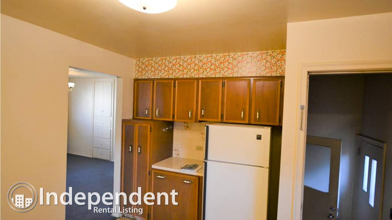 2 Bedroom Main Floor for Rent in Bowness