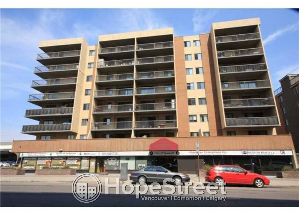 507 - 1334 12 Ave SW, Calgary, AB - $1,045 CAD/ month