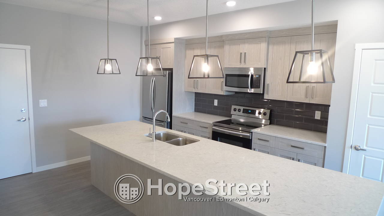 2 bed, 2 bath Condo located in the Seton Urban District/ Heat & Water Included