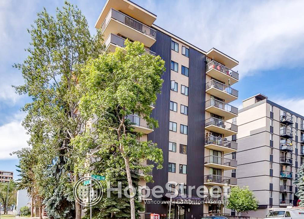 701 - 1107 15 Ave SW, Calgary, AB - $1,395 CAD/ month