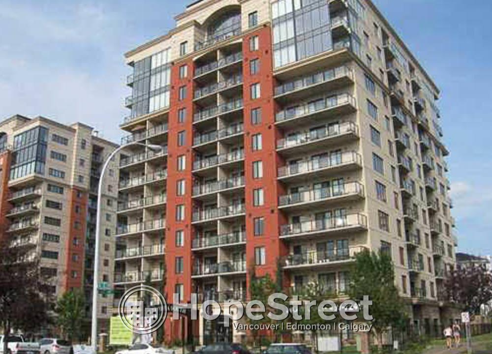 905 - 10303 111 Street NW, Edmonton, AB - $1,400 CAD/ month