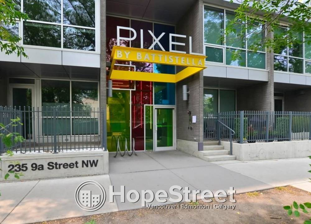 708 - 235 9A Street NW, Calgary, AB - 1,650 CAD/ month