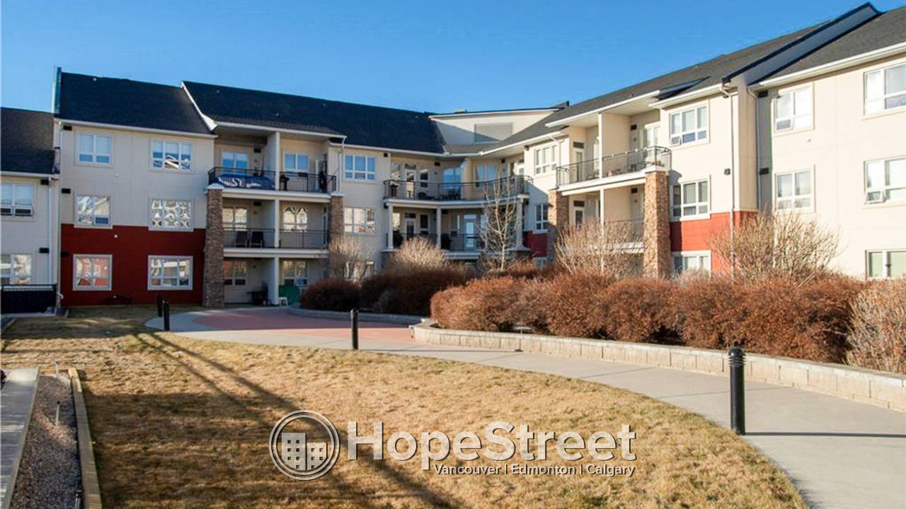 1 Bedroom Condo for Rent in Springbank Hill