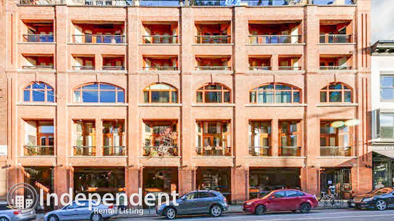 2 Bedroom Fabulous Condo for Rent in Crosstown