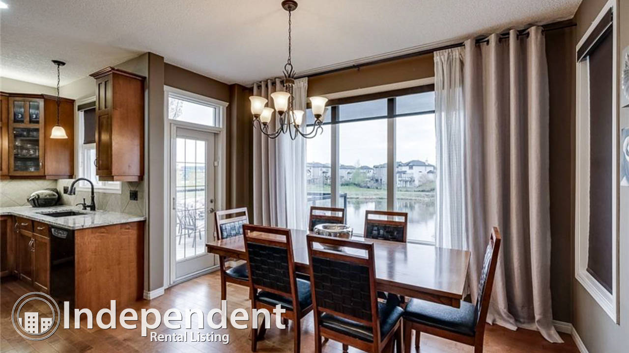 4 Bedroom Beautiful House for Rent in Chestermere