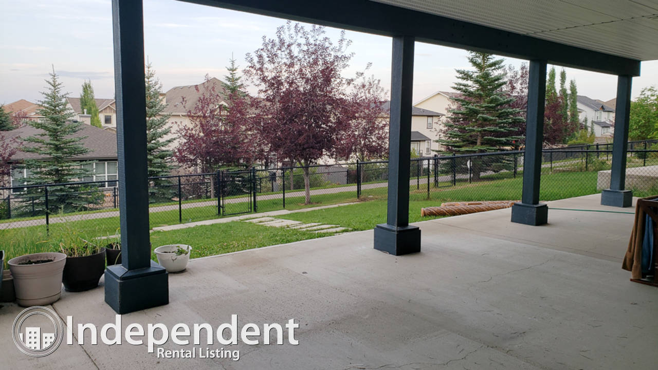 3 Bedroom Home for Rent in Panorama Hills