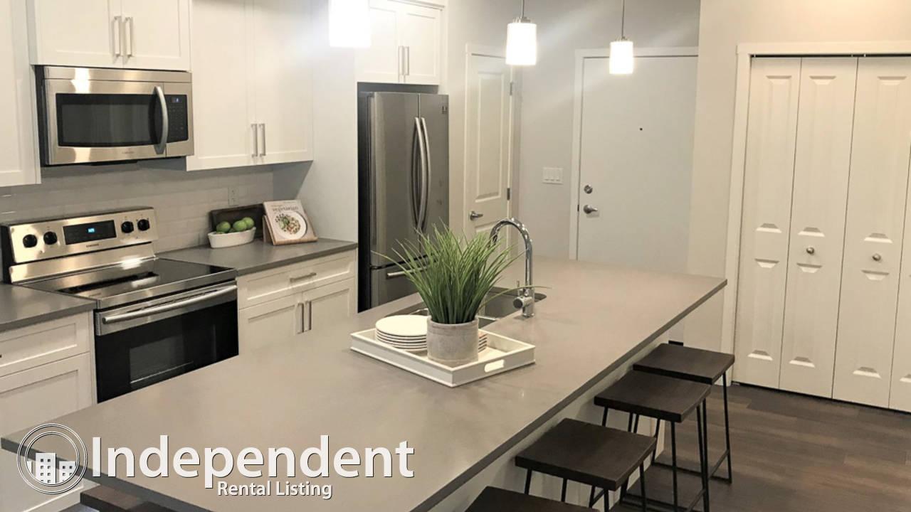 Brand New 2 Bedroom Condo For Rent In Harvest Hills