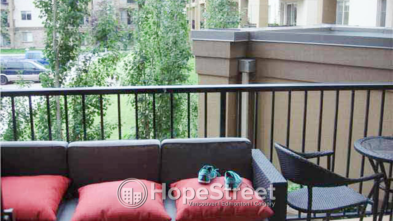 2 Bedroom + Den Condo for Rent in Sherwood Park: Adult Building 18+