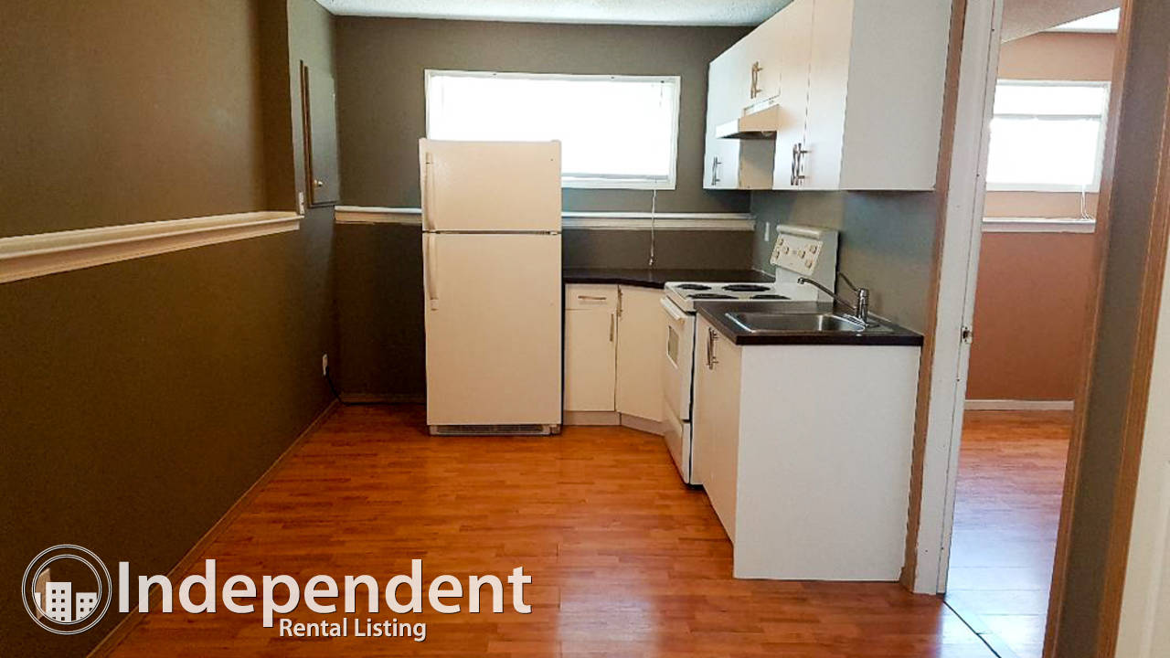 2 Bedroom Spacious Basement for Rent in Coventry Hills