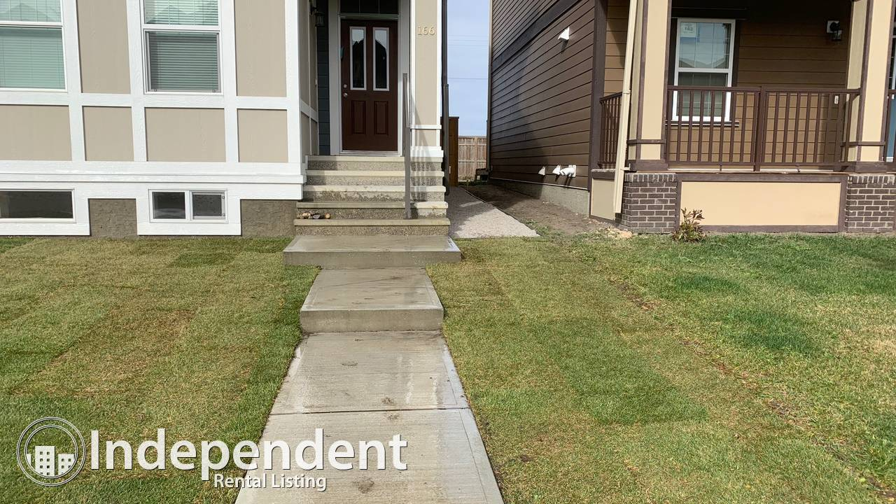 3 Bedroom House for Rent in Mahogany: New Landscaping