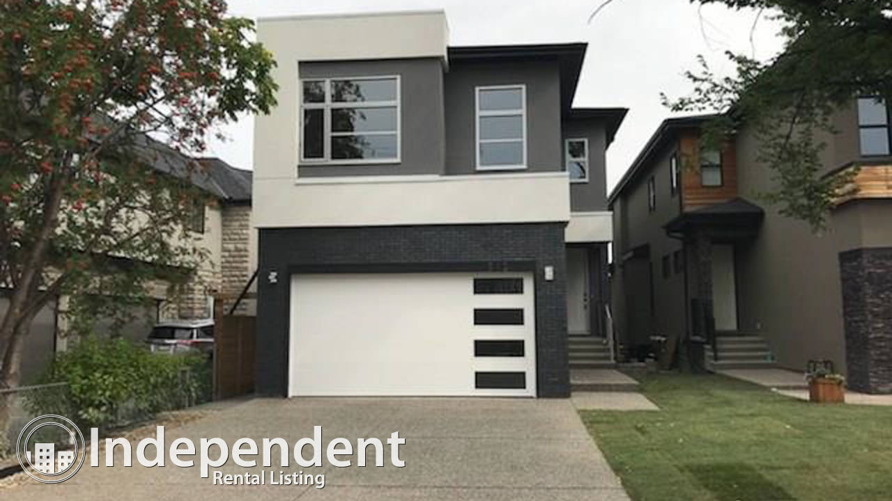 5 Bedroom Home for Rent in Winston Heights / Mountview