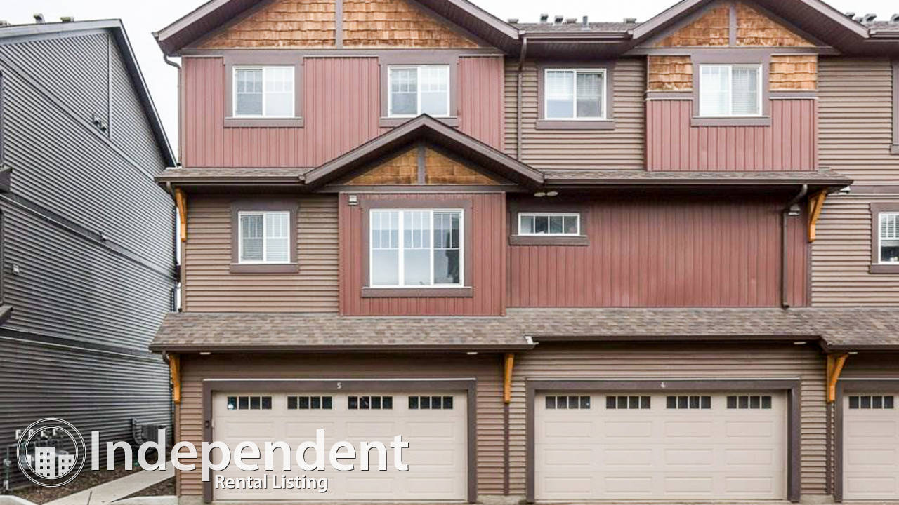 3 Bedroom Townhouse for Rent in Graydon Hills