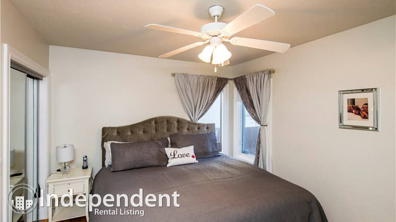 2 + 1 Bedroom House for Rent in Parkdale