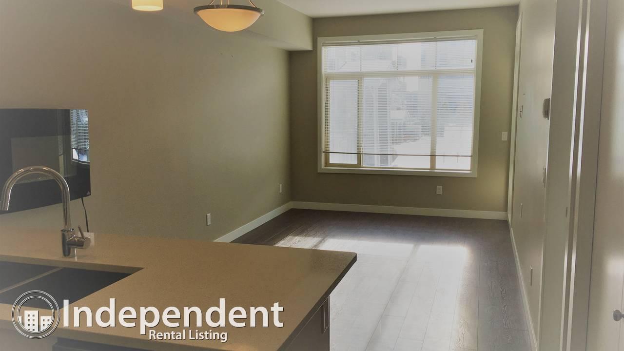 1 Bedroom Beautiful Condo For Rent in Auburn Bay: Pet Friendly
