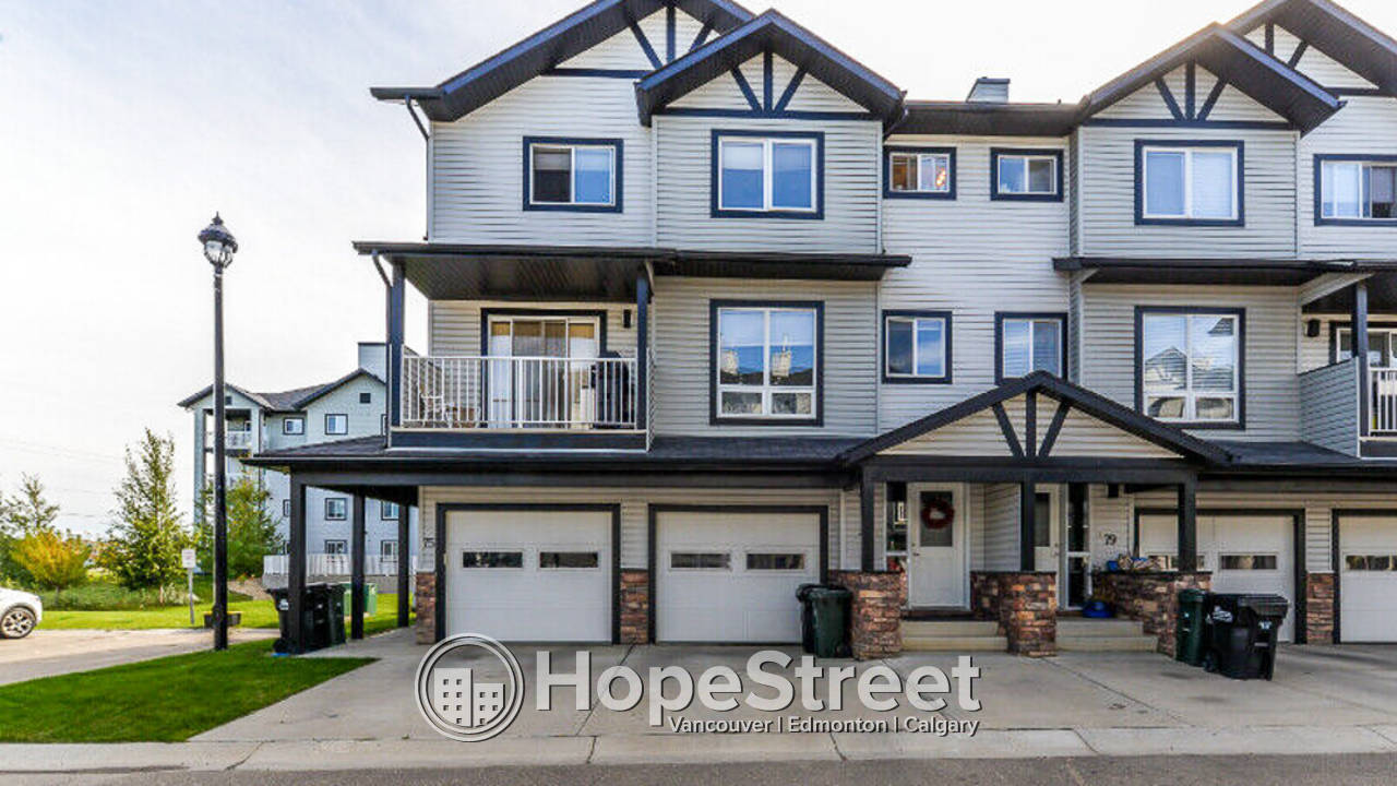 3 Bedroom Townhouse for Rent in Sherwood Park