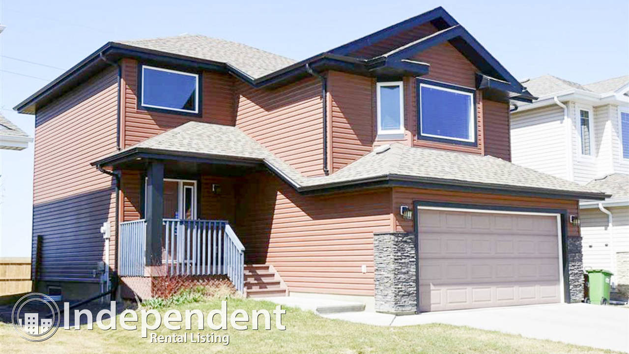 3 Bedroom Home for Rent in St. Albert
