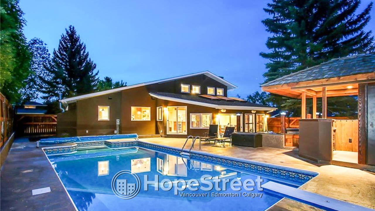 5 Bedroom Spectacular Home for Rent in Lake Bonavista Estates