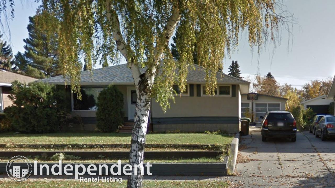 4 Bedroom House for Rent in St. Albert