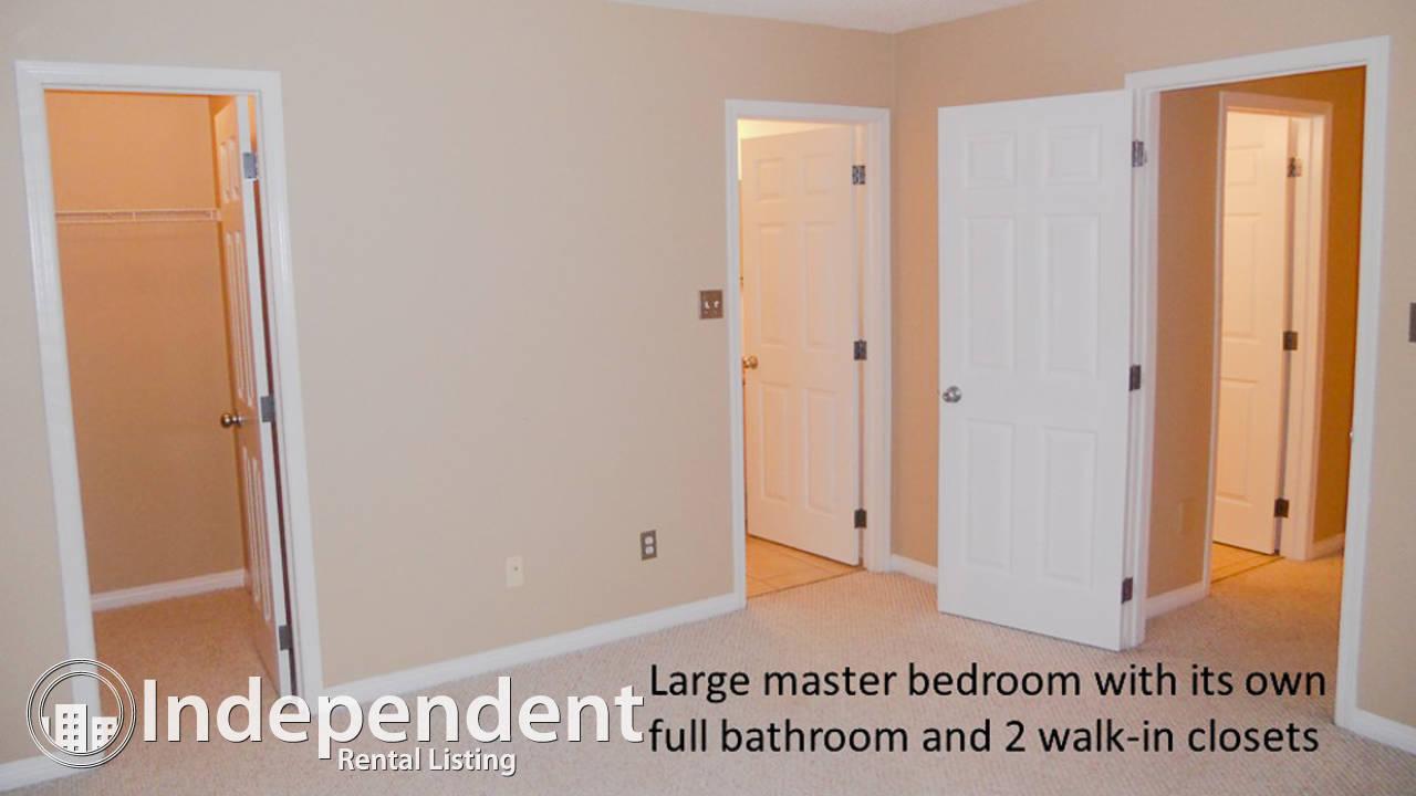 2 Bedroom Duplex For Rent in Blackmud Creek