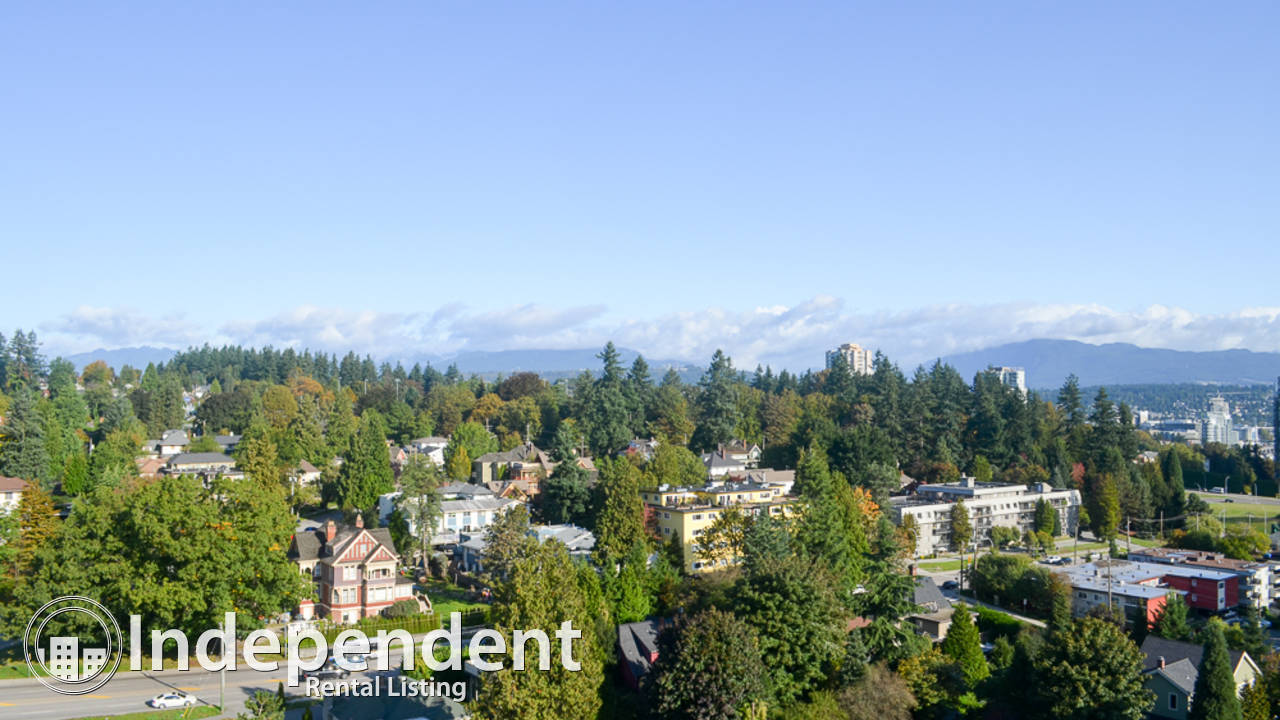 1 Bedroom Beautiful Condo for Rent in the heart of New Westminster