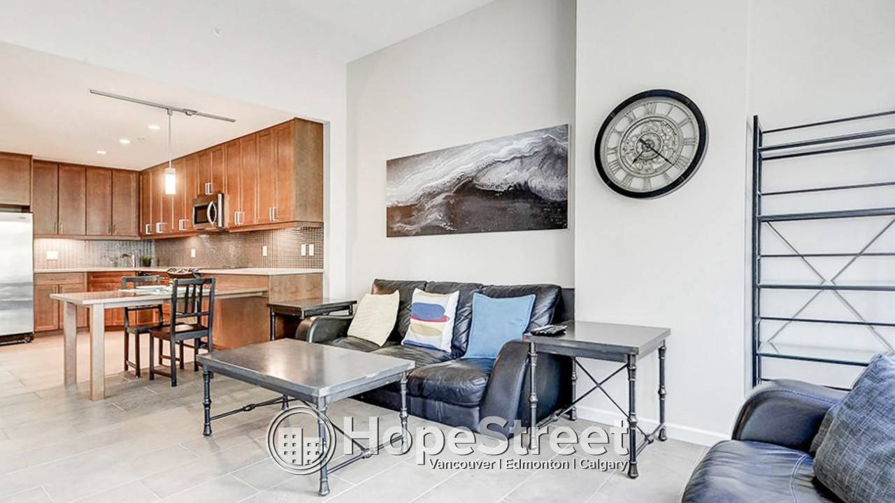 1 Bedroom Condo for Rent in Victoria Park w/ Underground Parking