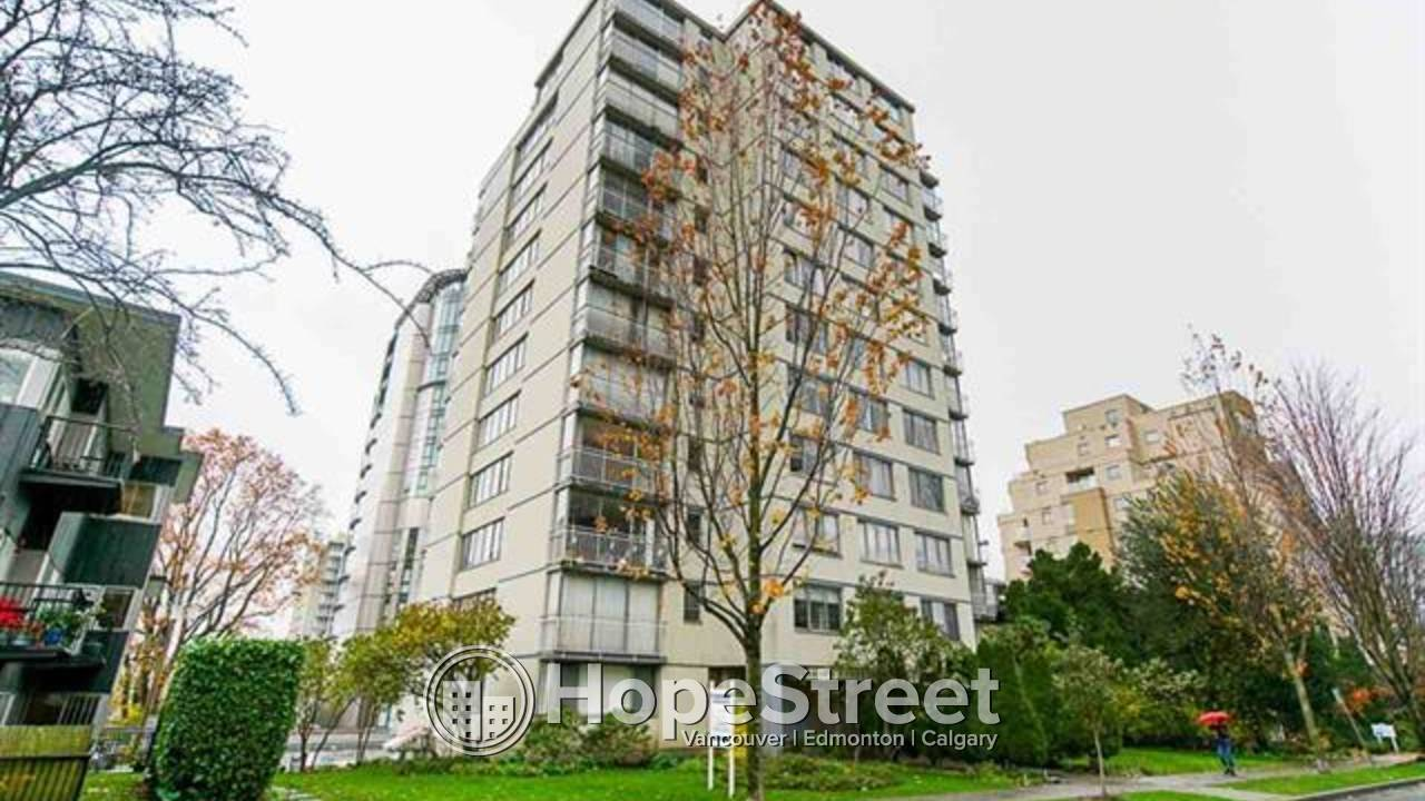 1 Bedroom Beautiful Condo for Rent in West End: 10% OFF April RENT