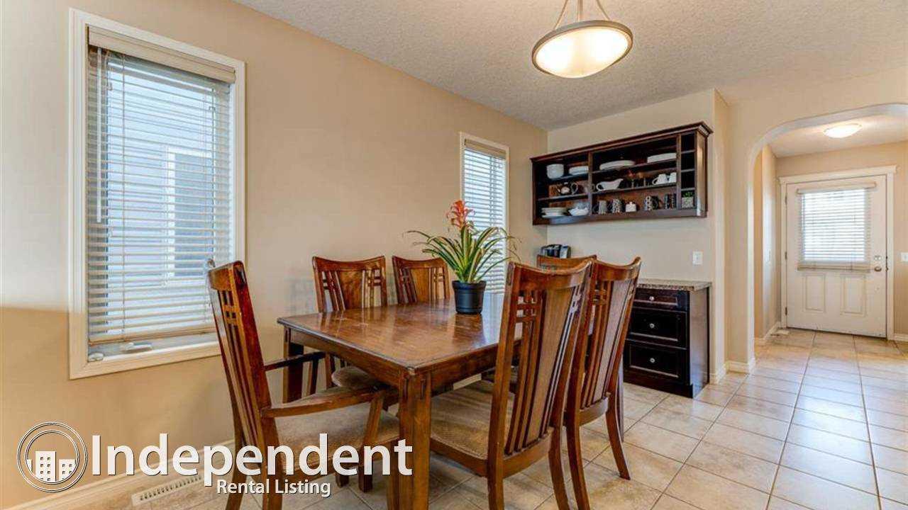 3 Bedroom House For Rent in Bridgeport (Leduc)