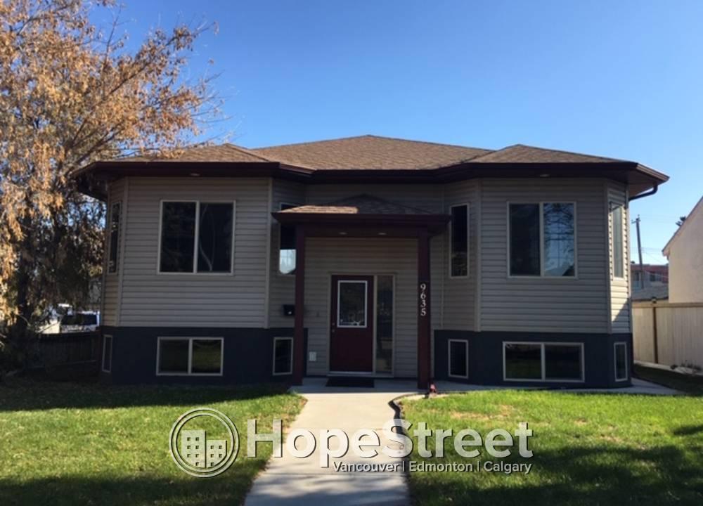 9635  157 Street NW, Edmonton, AB - $1,000 CAD/ month