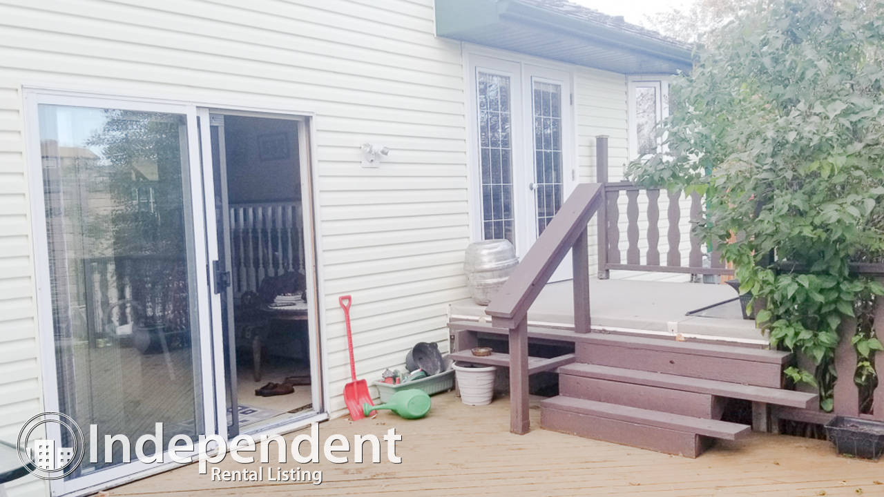 3 Bedroom House For Rent in Strathcona Park: Pet Friendly
