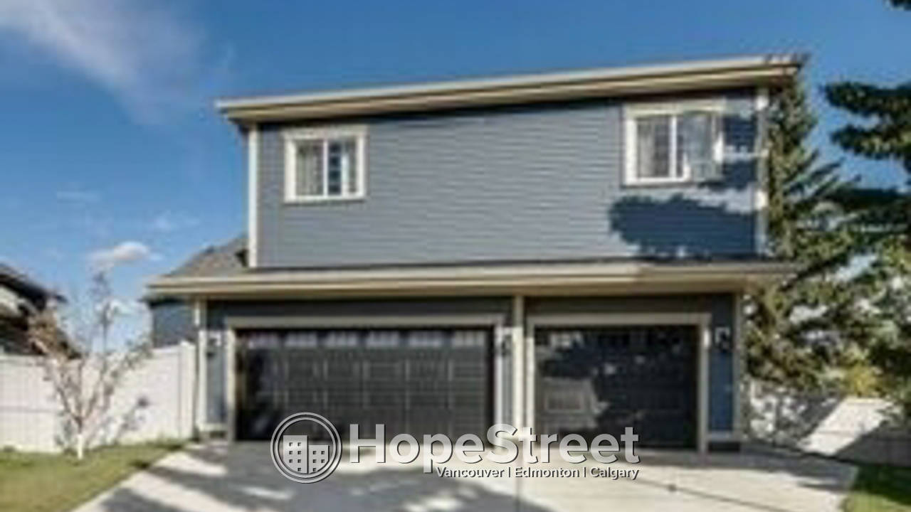2 Bd Contemporary Laneway House For Rent in Griesbach: Pets Negotiable
