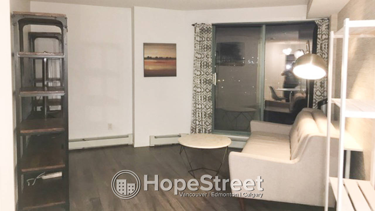 1 Bedroom Condo For Rent in Downtown West End