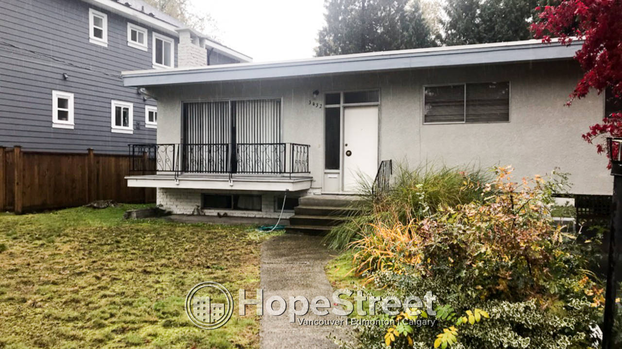 3 Bedroom Main Floor for Rent in Port Coquitlam