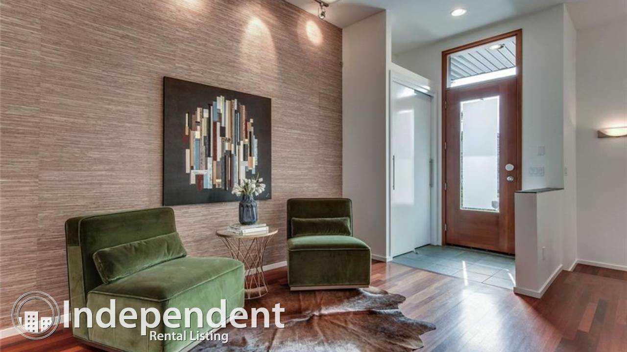3 Bedroom Duplex for Rent in West Hillhurst