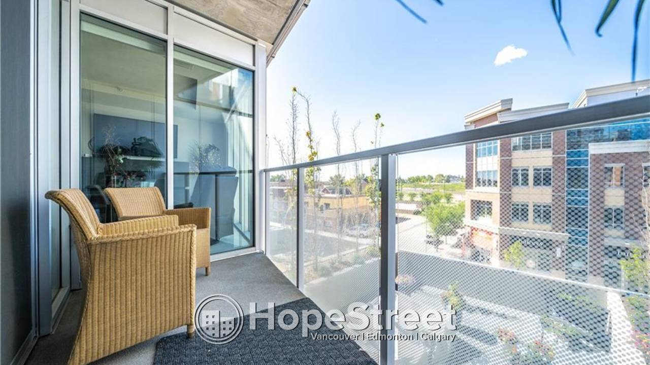 Brand NEW 1 Bed + Den Condo For Rent in Inglewood.