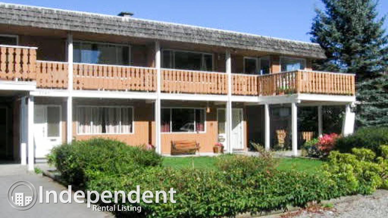 3 Bedroom Main Floor for Rent in Crescent Beach