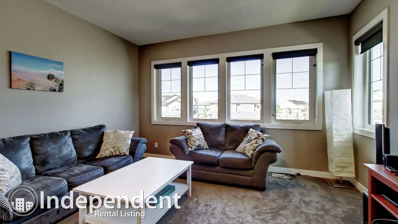 4 Bedroom Immaculate House for Rent in Evanston: Free December Rent