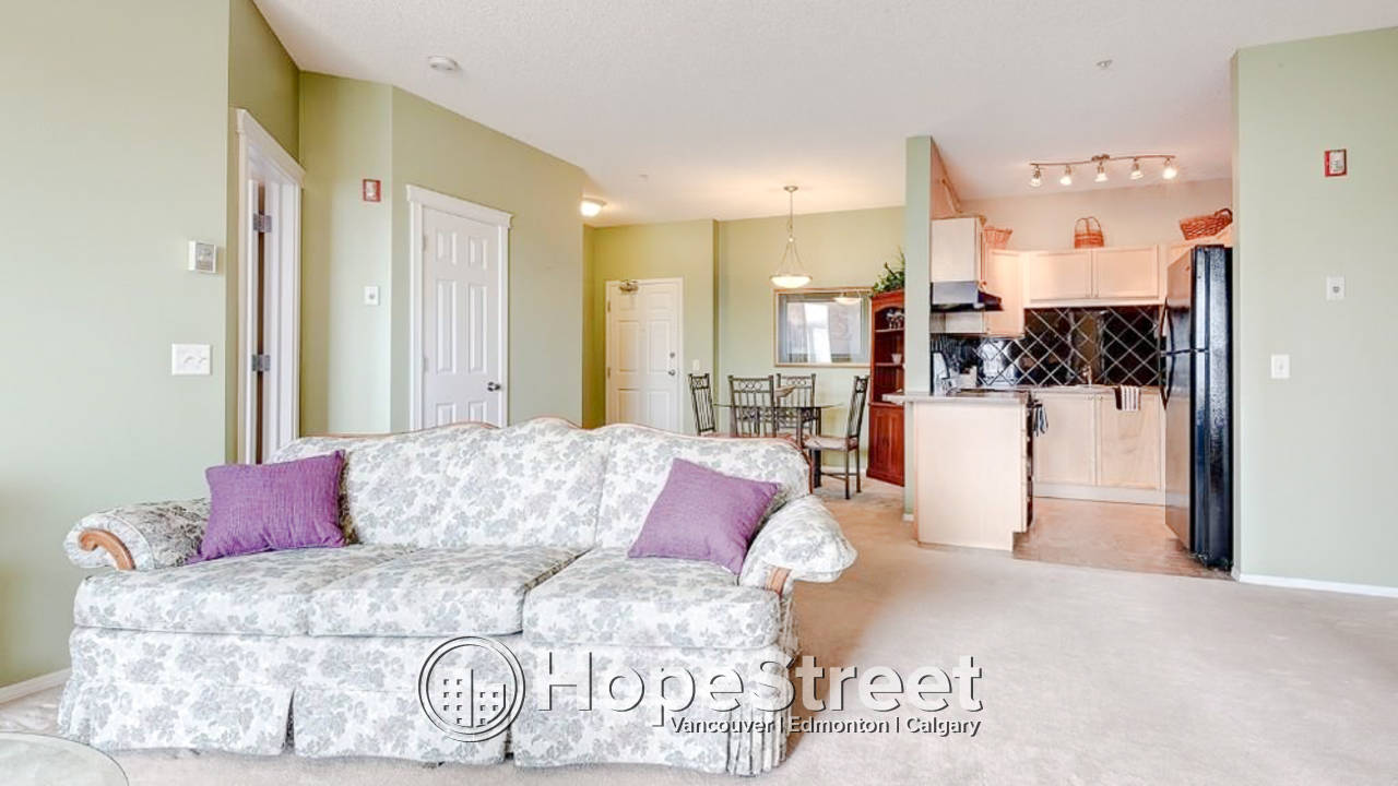2 Bedroom Condo for Rent in Country Hills Village: Adult Building (55+)