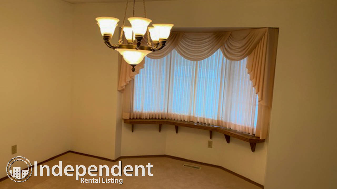 4 Bedroom + Den Beautiful House for Rent in Rhatigan Ridge