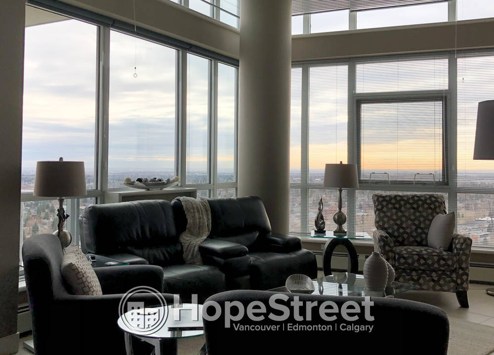 2702 - 99 Spruce Place SW, Calgary, AB - $3,100