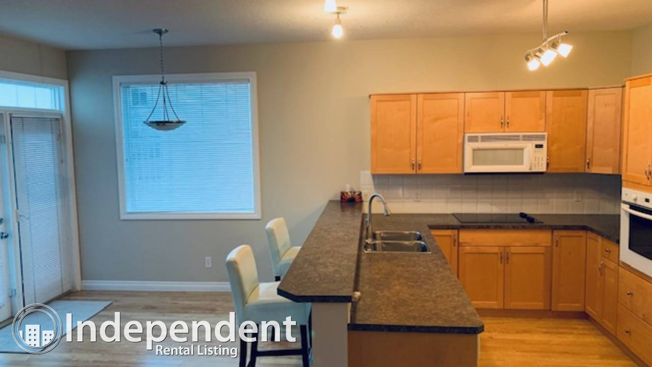 3 Bedroom Duplex for Rent in Okotoks