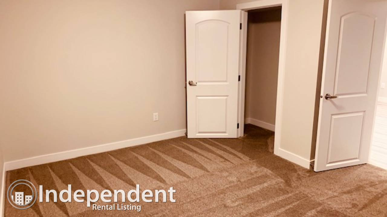 2 Bedroom Basement Suite for Rent in Millwoods