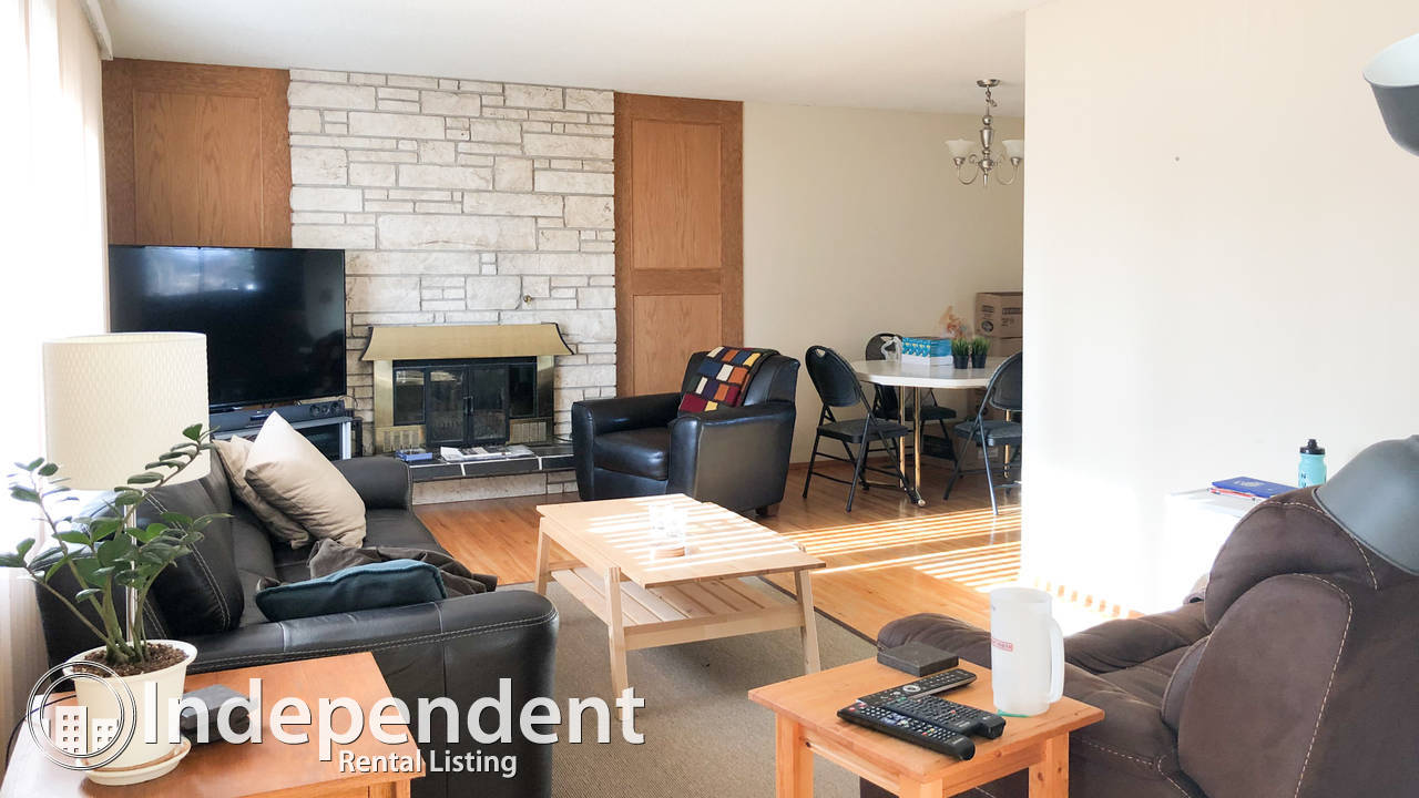 3 Bed + Den Home For Rent in North Haven