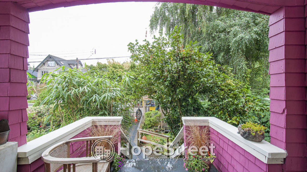 3 Bedroom Gorgeous House for Rent in Kitsilano