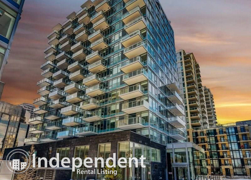 409 - 108 Waterfront Court SW, Calgary, AB - $1,400 CAD/ month