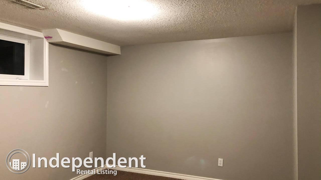 2 Bedroom Basement for Rent in McKenzie Lake: Utilities Included