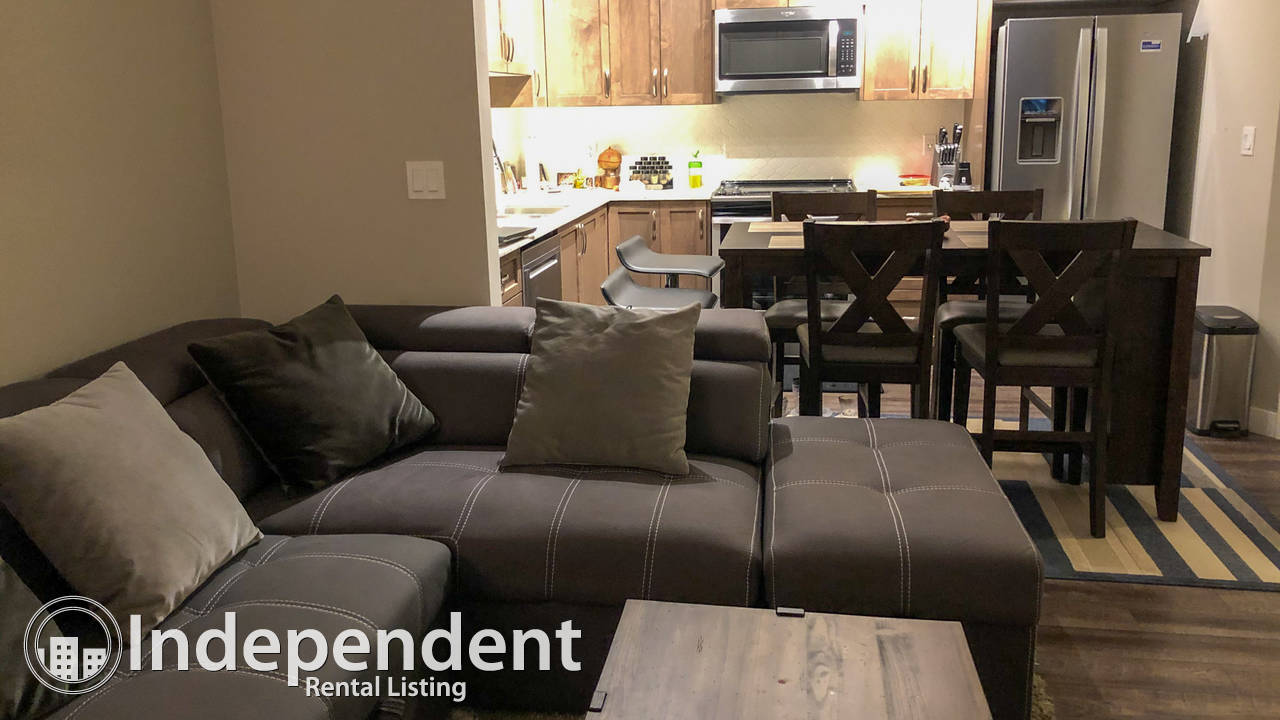 1 BR -Condo in Sage Hill: March RENT FREE