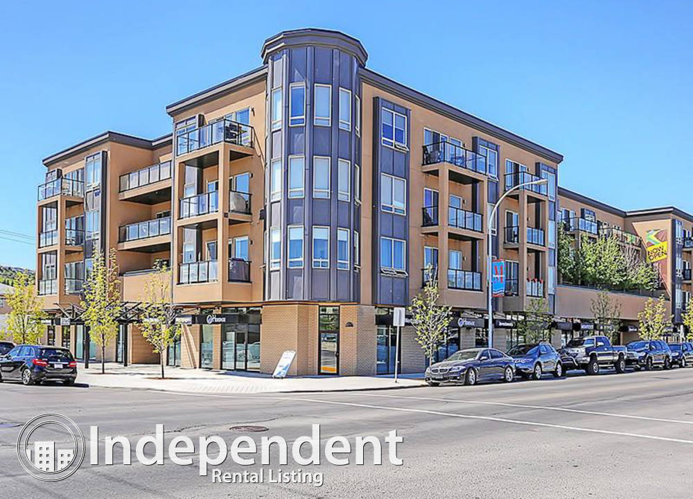 403 - 1899 45 Street NW, Calgary, AB - $1,595