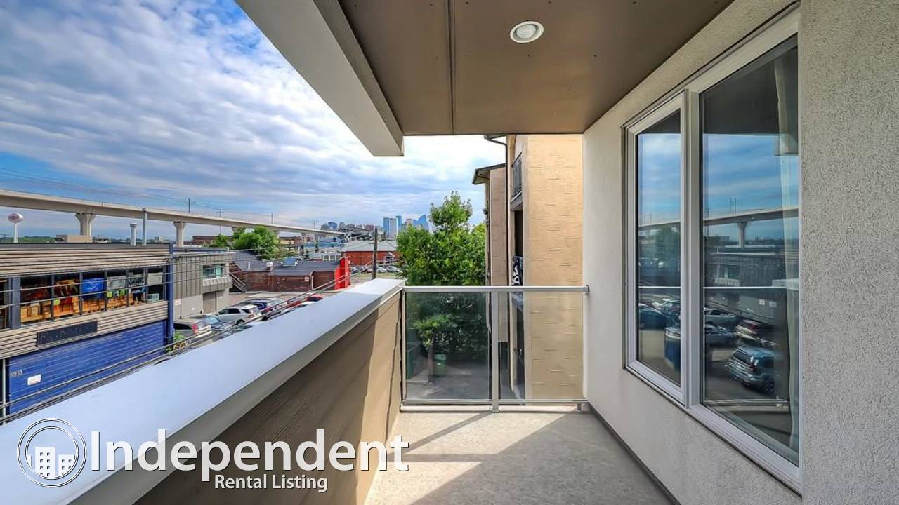 2 BR Condo for Rent in Sunalta w/ UDGR PARKING